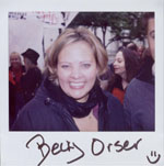 Portroids: Becky Orser