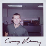 Portroids: Greg Murray