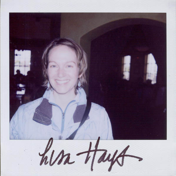 Portroids: Portroid of Lisa Hays