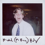 Portroids: Portroid of Michael Halley