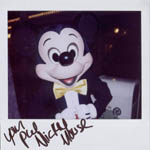 Portroids: Portroid of Mickey Mouse