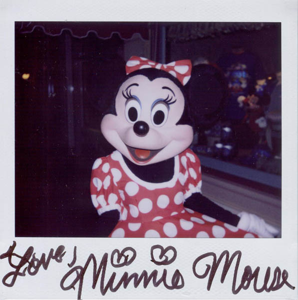 Portroids: Portroid of Minnie Mouse