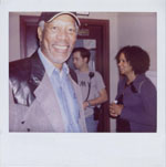 Portroids: Portroid of Morgan Freeman