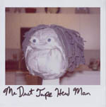 Portroids: Portroid of Mr. Duct Tape Head Man