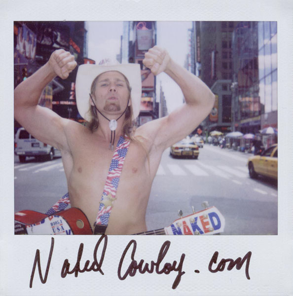 ROOFTOP SHORTS: MATTHEW POND'S THE NAKED COWBOY