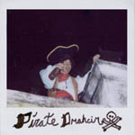 Portroids: Portroid of Pirate Drahcir