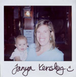 Portroids: Portroid of Tanya Kensley