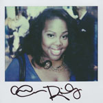 Portroids: Portroid of Amber Riley