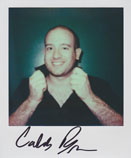 Portroids: Portroid of Caleb Bacon