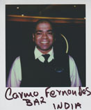 Portroids: Portroid of Carmo Fernandes