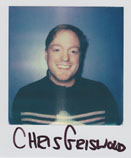 Portroids: Portroid of Chris Griswold