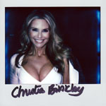 Portroids: Portroid of Christie Brinkley