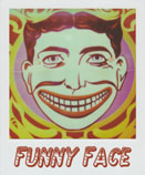 Portroids: Portroid of Funny Face