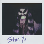 Portroids: Portroid of Shan Yu