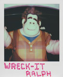 Portroids: Portroid of Wreck-It Ralph