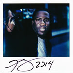 Portroids: Portroid of Kevin Hart