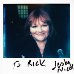 Portroids: Portroid of Lesley Nicol