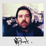 Portroids: Portroid of Nick Frost