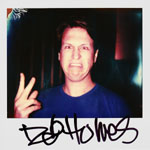 Portroids: Portroid of Pete Holmes