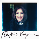 Portroids: Portroid of Phyllis Logan