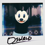 Portroids: Portroid of Oswald the Lucky Rabbit