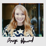 Portroids: Portroid of Bryce Dallas Howard