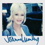Portroids: Portroid of Joanna Lumley