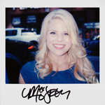 Portroids: Portroid of Megan Hilty