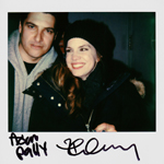 Portroids: Portroid of Anna Chlumsky and Adam Pally