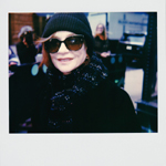 Portroids: Portroid of Isabelle Huppert