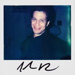 Portroids: Portroid of Tommy Kail
