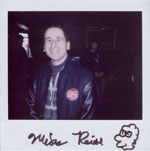Portroids: Mike Reiss