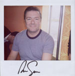 Portroids: Portroid of Ricky Gervais