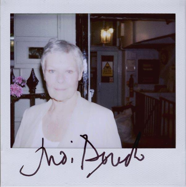 Госпожа Джуди Денч