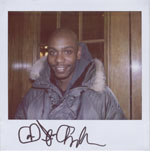 Portroids: Portroid of Dave Chappelle