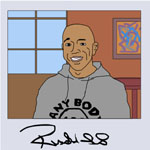 Portroids: Portroid of Russell Simmons