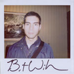 Portroids: Portroid of Brent Weinbach