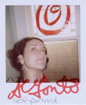 Portroids: Self-Portroid of Adriene Crimson Fonte