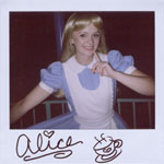 Portroids: Portroid of Alice in Wonderland