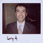 Portroids: Portroid of Big Al, Allan Harris