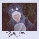 Portroids: Portroid of Baloo