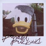 Portroids: Portroid of Frontier Donald Duck
