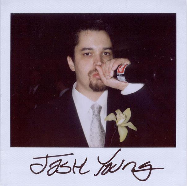 Portroids: Portroid of Josh Young