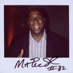 Portroids: Portroid of Magic Johnson