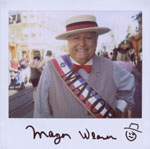 Portroids: Portroid of Mayor Weaver