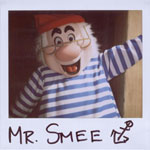 Portroids: Portroid of Mr Smee