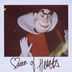 Portroids: Portroid of Queen of Hearts