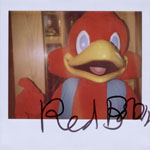 Portroids: Portroid of Red Robin