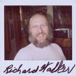 Portroids: Portroid of Richard Walker