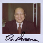 Portroids: Portroid of Ron Insana